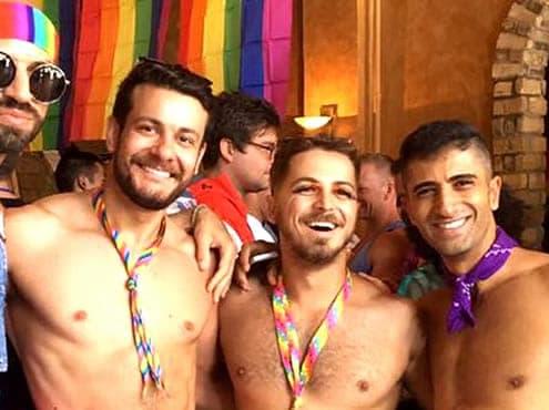 Zwillingsstädte Gay Pride, Minneapolis & St Paul