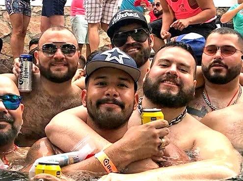 Orgoglio dell'orso Puerto Vallarta