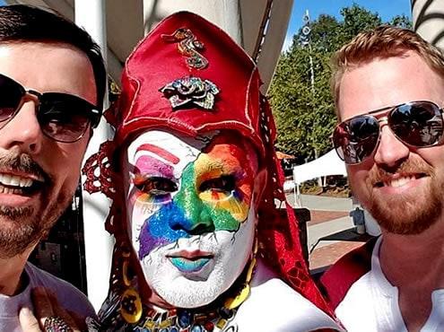 Festival de la fierté de Blue Ridge