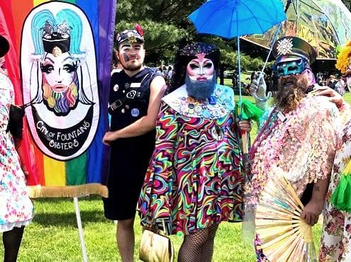 Capitale Pride Des Moines Iowa