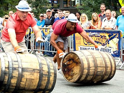 Oktoberfest Zinzinnati États-Unis