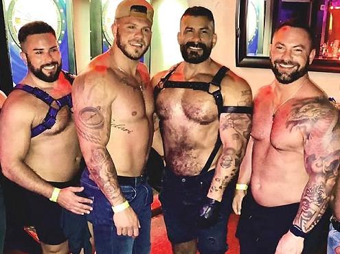 DILF Tampa Gay Week-end du 4 juillet