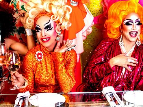 Pride Dinner in Drag al Miami Cardozo Hotel