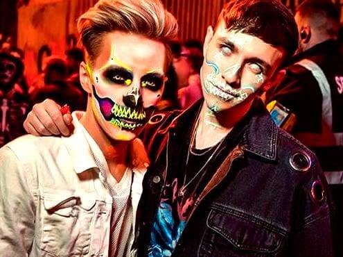 Stravaganza della festa di Halloween di Fort Lauderdale