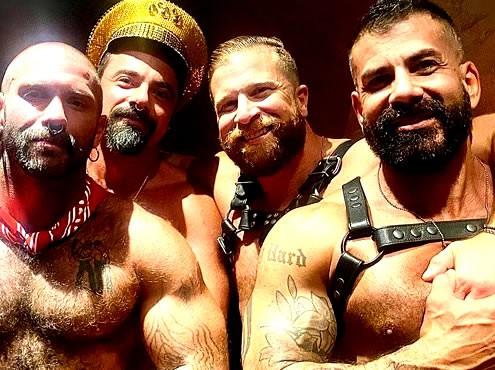 Ariete + Tuffo all'Austin Pride
