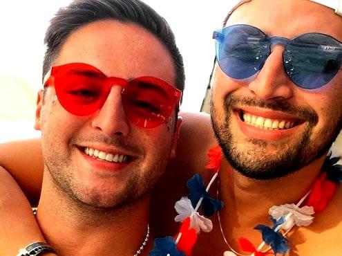 Thursgay Austin Pride Pool party