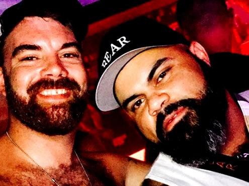 Brut Bears, Gear Up Party Week-end de la fête du Travail de Tampa