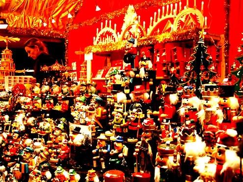 Charlotte Christmas Village, Carolina del Nord