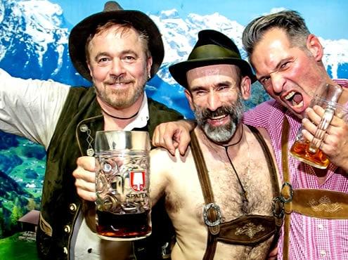 GayWiesn, Oktoberfest de Berlin