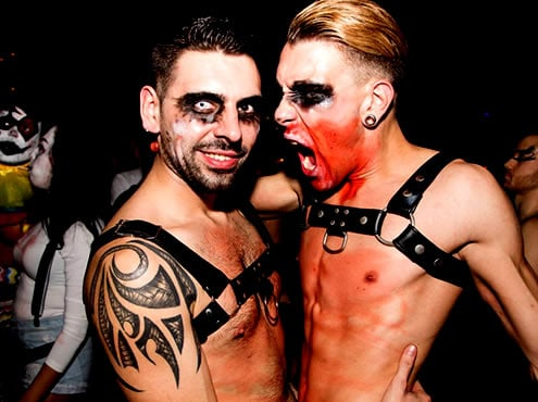 We Party Madrid - Halloween Edition