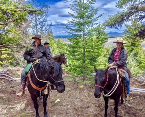 martin & bernie trailride