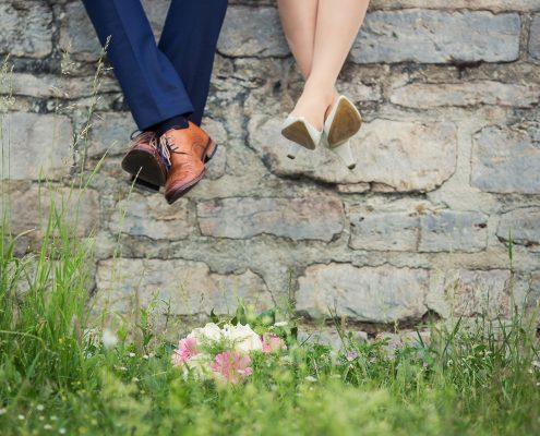 Brautpaar in Erfurt