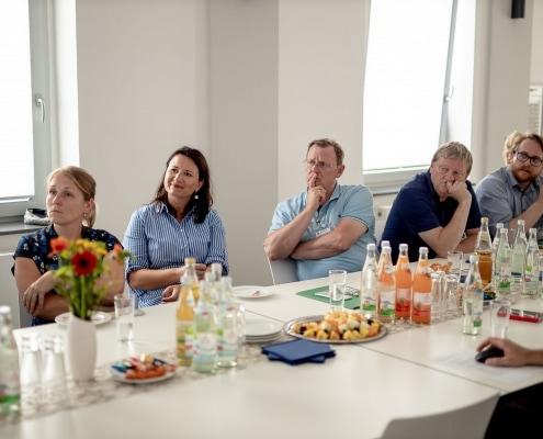 Reportage Sommertour 2019 Umweltministerin Anja Siegesmund & Ministerpräsident Bodo Ramelow