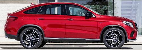 Mercedes GLE Coupe V167 C167 C292 W166 sicherste Alarmanlage