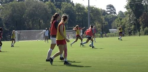 Soccer Camps in North Carolina