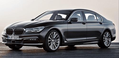 BMW 7er G11 G12 F01 F02 sicherste Alarmanlage 1