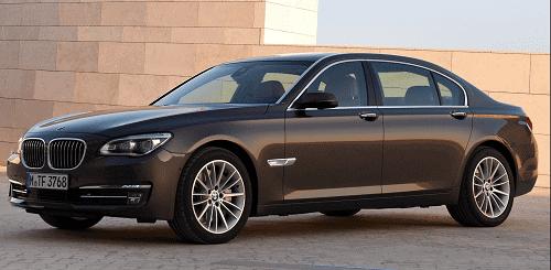 BMW 7er G11 G12 F01 F02 sicherste Alarmanlage 2