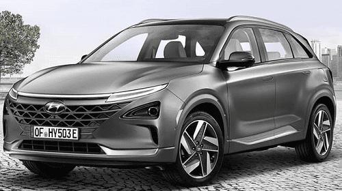 Hyundai Nexo sicherste Alarmanlage Nachrüstung der besten Autoalarm in Berlin