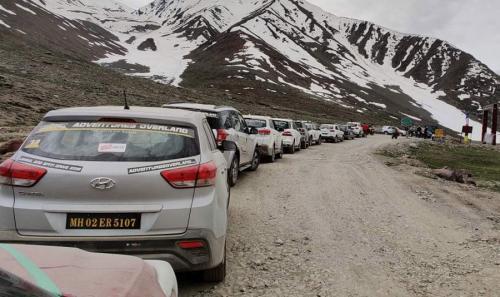 En Route Kunzum Pass