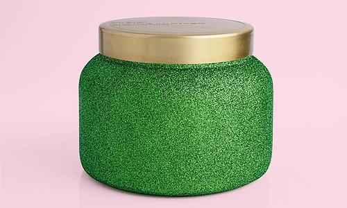 Under $100 white elephant gift ideas. Capri Blue Glam Jumbo Jar Candle