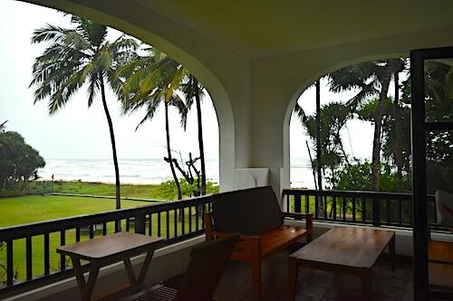 スリランカにあるヘリタンス・マハゲタラ