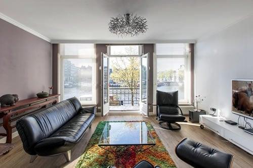 Amstel Riverside apartment Amsterdam