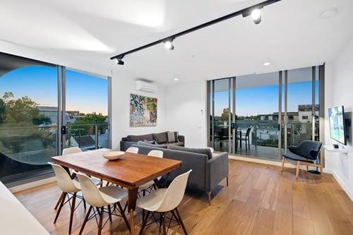 Fitzroy Apartment Мельбурн