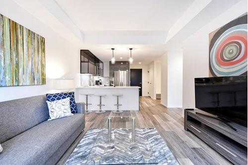 Wereldwijd luxe appartement Boston