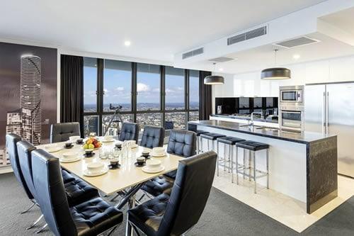Herschel Street Apartment Brisbane