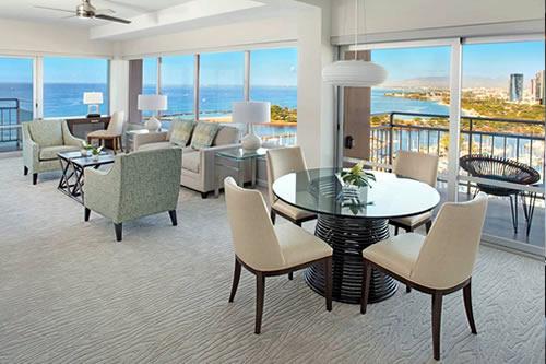 Ilikai Luxury Suites apartment Honolulu