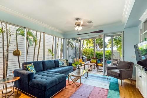 Island Oasis apartment Key West