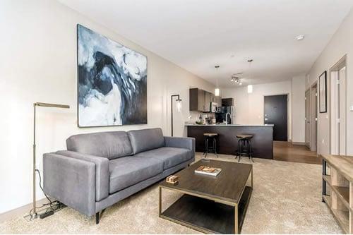 Appartement de luxe au centre de Columbus