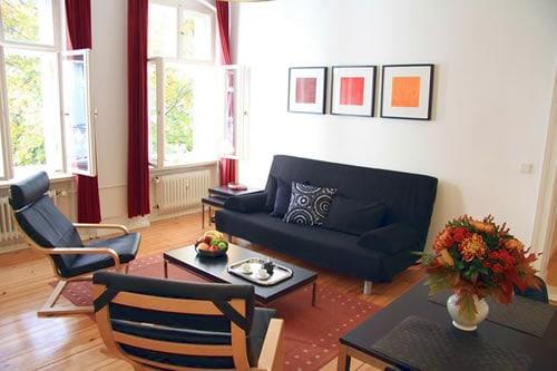 Nollendorf Appartement Berkin