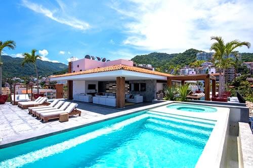 Penthouse Oceana Apartamento Puerto Vallarta