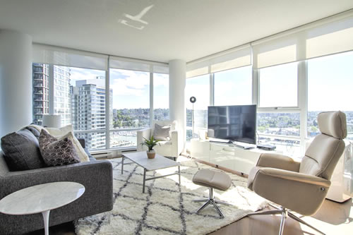 Sky Residences Appartement Vancouver