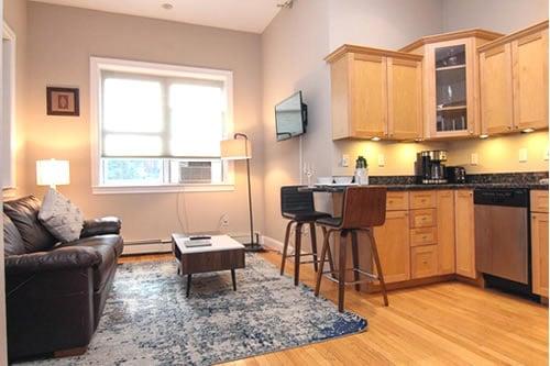 Stijlvol appartement Boston