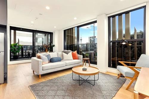 Appartement Sunny Deck à Auckland