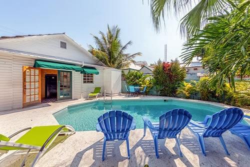 Tropical Retreat apartment Key West