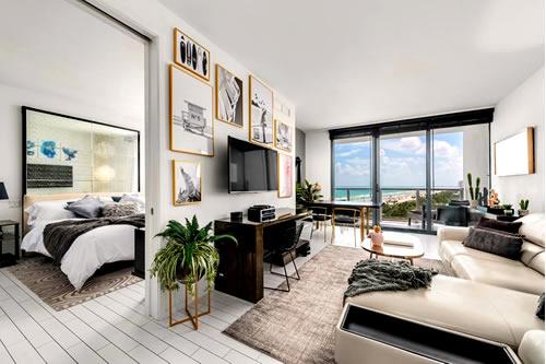 W South Beach Apartment Miami Beach