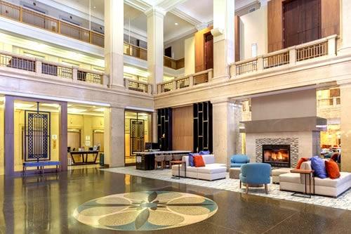Hilton Garden Inn Indianápolis
