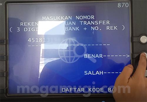 Cara Transfer Mandiri ke BSI Lewat ATM