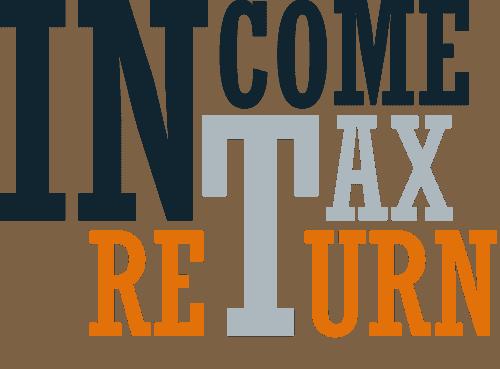 Digital signature for income tax