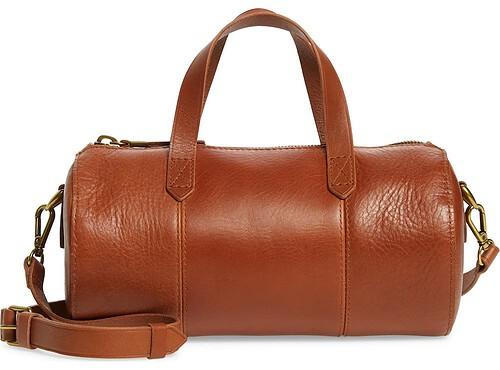 Madewell The Mini Transport Duffle Bag
