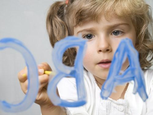 Language development in children