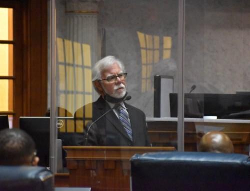 Lanane works to restore funding for Art's Commission