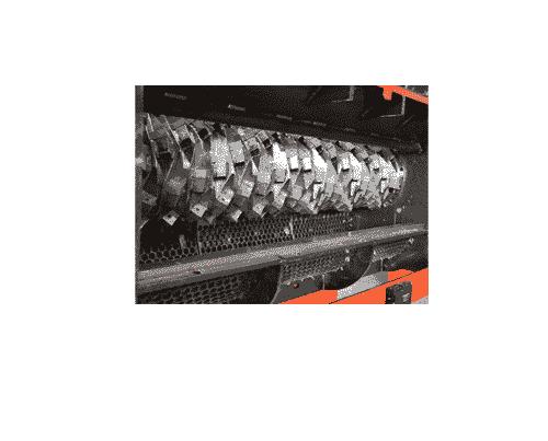 shredder plastiek, hout, metaal_weima
