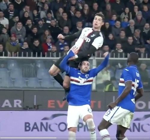 Cristiano Ronaldo Hops - Vertical Leap