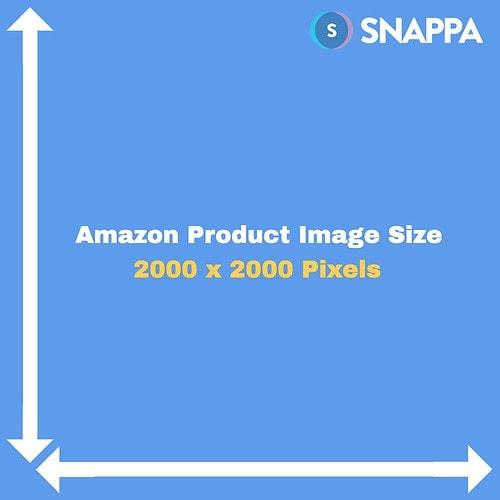amazon image size requirements