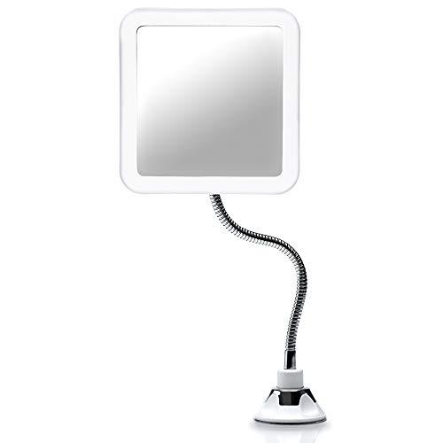 Fancii Vergrößerungsspiegel mit LED Licht Mira+
