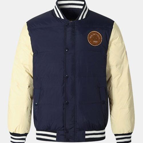 Bearboxers Patchwork Collar Jacket